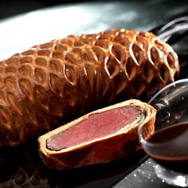 Filet de bœuf Souvarov